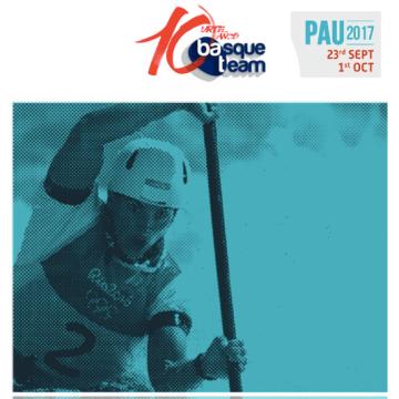 Mundial Piragüismo Pau 2017