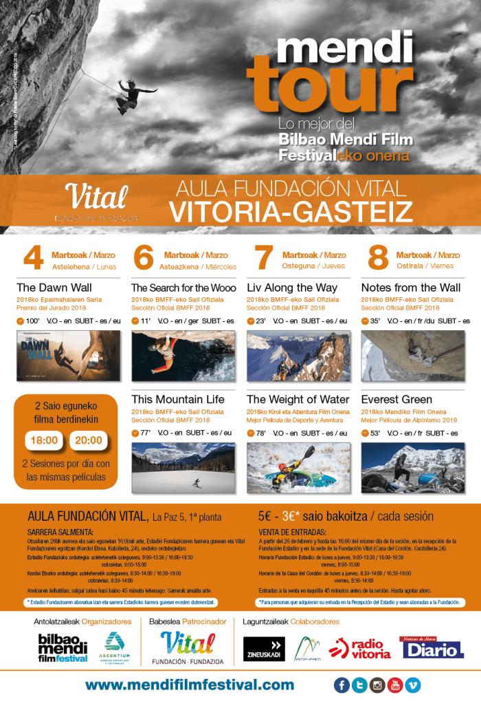 MendiTour Vitoria 2019