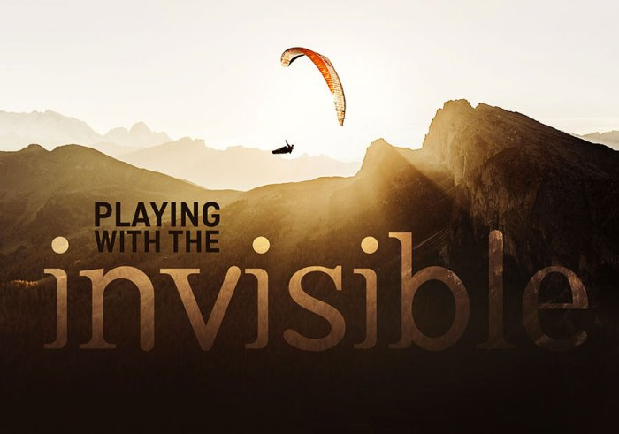 AARON DUROGATI - PLAYING WITH THE INVISIBLE