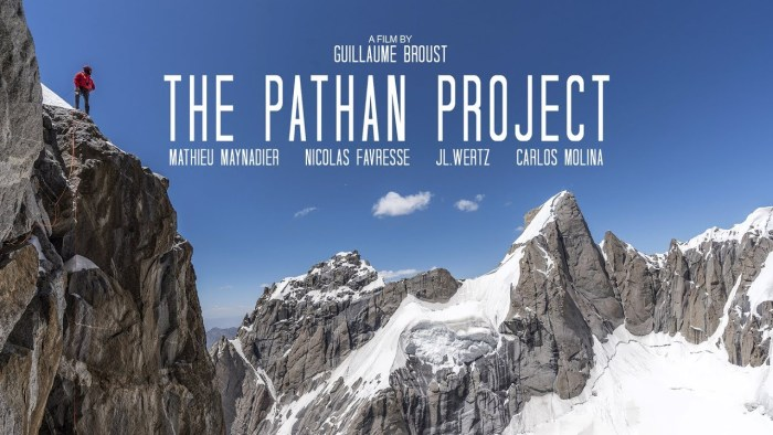 THE PATHAN PROJECT