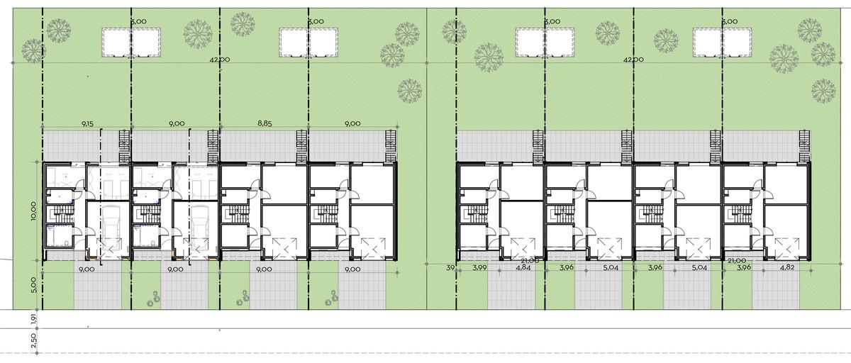Meergezinswoning Populierenwijk Te Belsele  Projecten