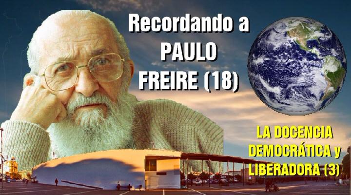 Paulo Friere 18. El profesor 3