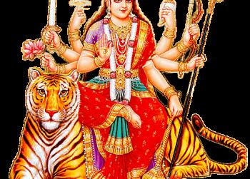 Diosa y Tigre