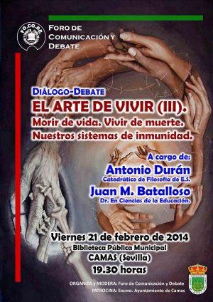 Acto FOCODE 20140221 Arte de vivir III