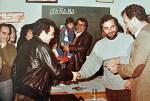 Julio Anguita en Camas. 1985.