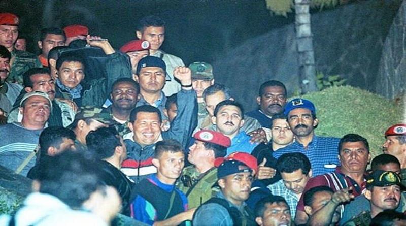 2002 Golpe de Estado en Venezuela