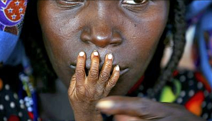 2005 Hambruna en Níger