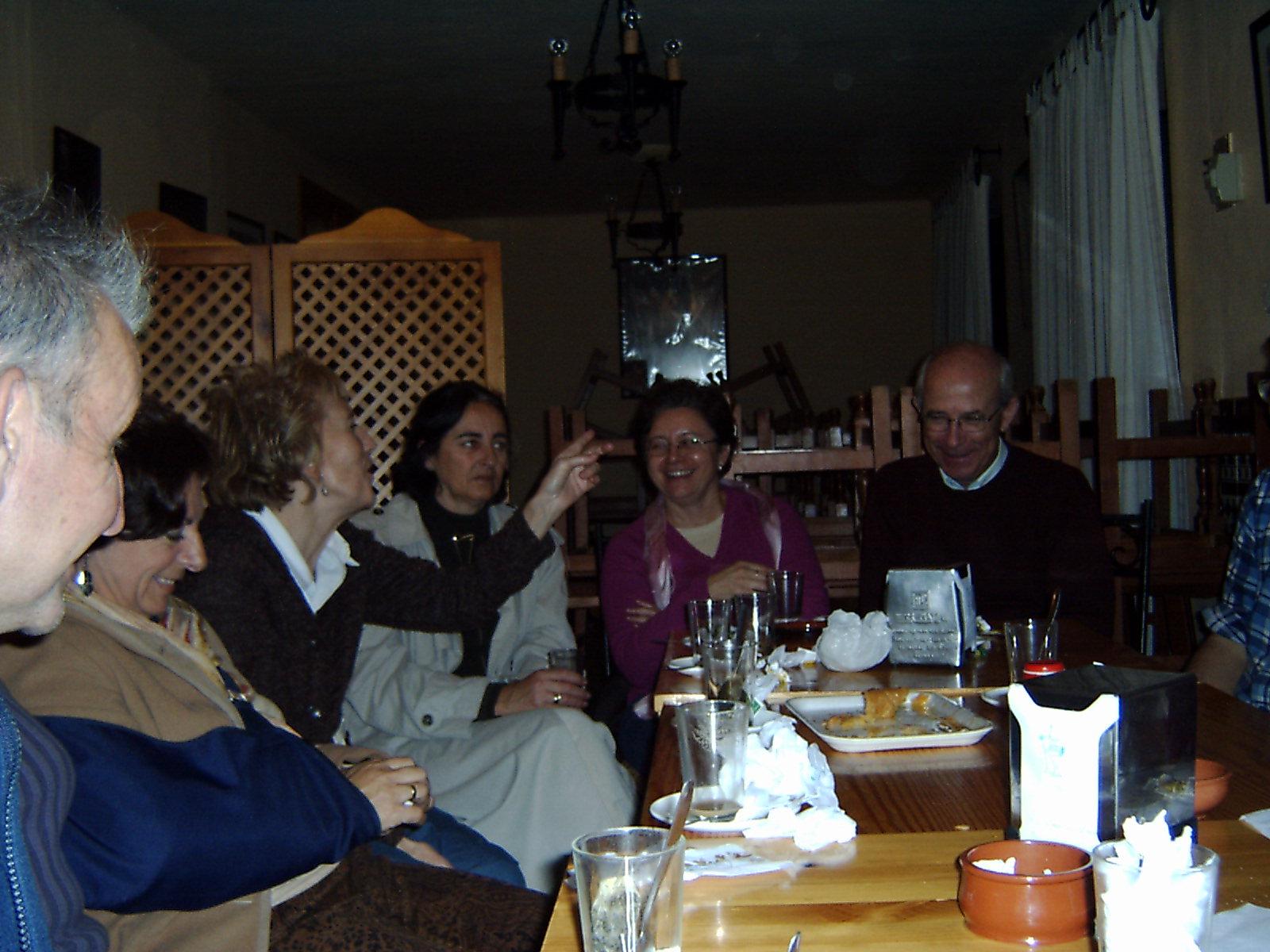 Excursión a Riotinto 2003