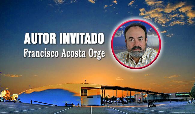 Autor invitado Paco Acosta