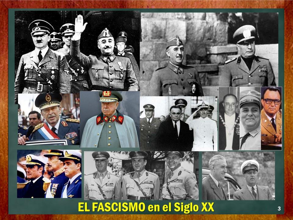 Fascismo en el siglo XX