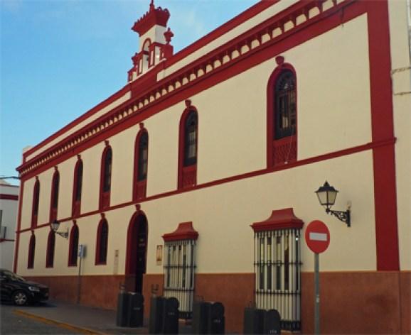 Antiguo Colegio de LA CARIDAD