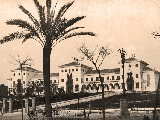 Virgen del Castillo 1952