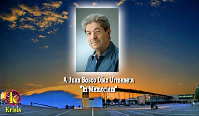 Juan Bosco Díaz Urmeneta