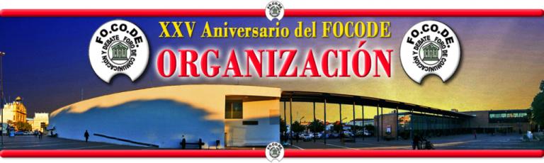 Organización del FOCODE