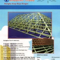 Spesifikasi Baja Ringan Untuk Atap Rangka Bataringan Beton