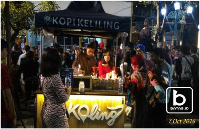 KOLING, Foto : Iin Soes/batas.id