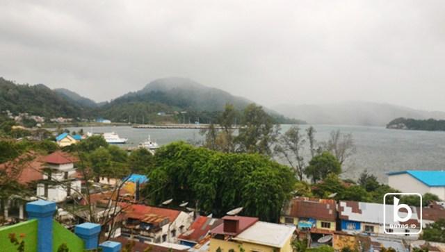 View Pulau Weh, Foto Iin Soes/batas.id