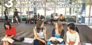 3 dari 10 Universitas Terbaik di Asia Pasifik Berasal dari Australia