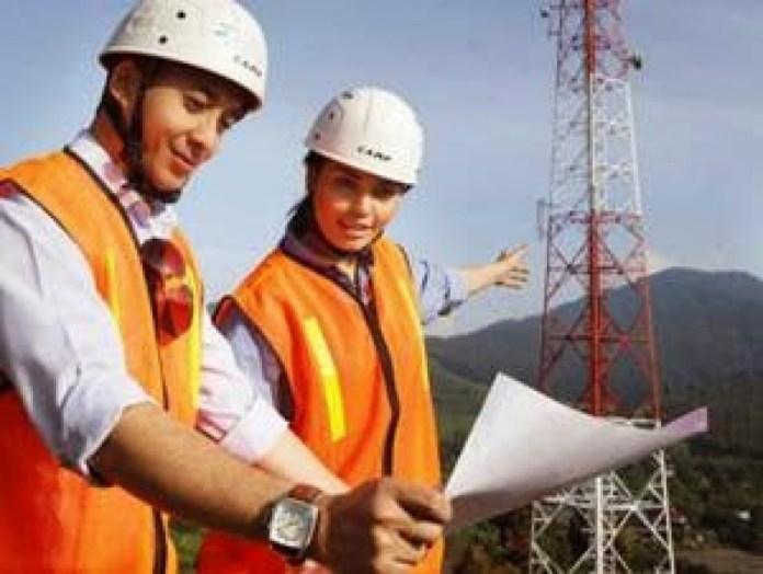 Pada 2017, Tower Bersama Raup Pendapatan Rp4,02 Triliun