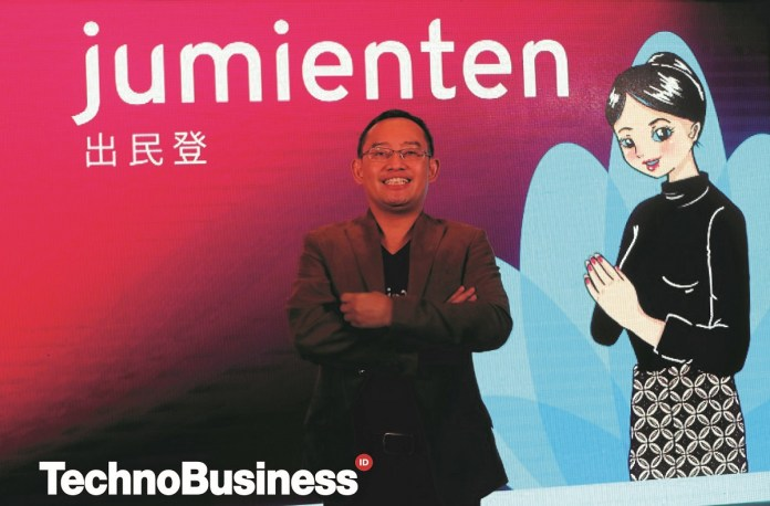 Sprint Asia Technology Luncurkan Chatbot Jumienten