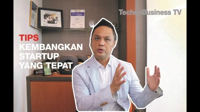 Tips Mengembangkan Startup Ala Agus Tjandra