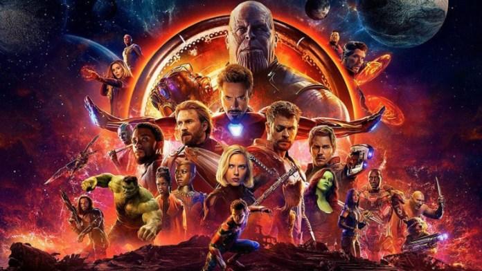 Avengers: Infinity War Terlaris Minggu Ini
