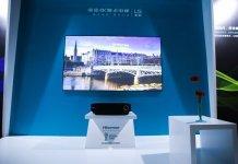 Sambut Piala Dunia 2018, Hisense Luncurkan TV Laser 80-100 Inci
