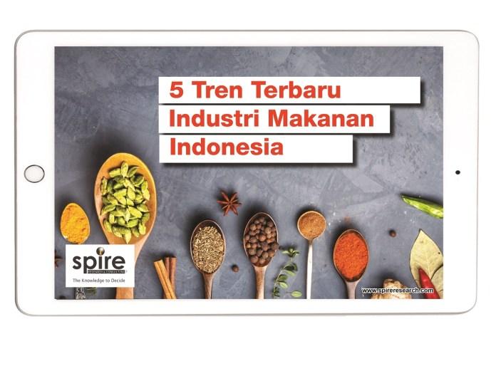 5 Tren Pergeseran Pasar Kuliner Nasional