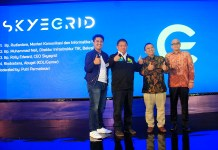 Skyegrid, Platform Game Streaming Android Pertama