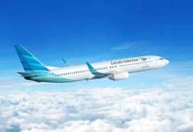 Maskapai Garuda Indonesia Paling Tepat Waktu Sejagat