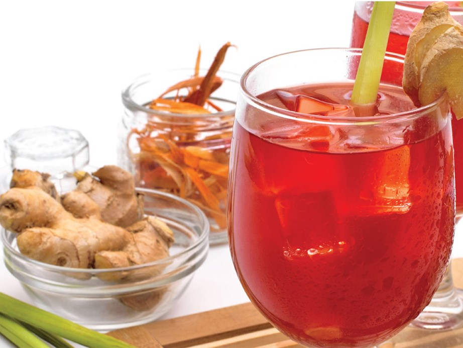 minuman tradisional kesehatan bir pletok