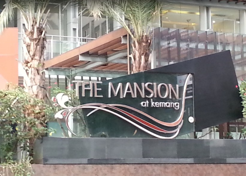 the mansion at kemang