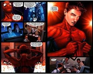 Peter Parker revela sua identidade!!!