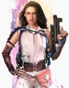 921, o primeiro amor de Han Solo.