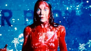 Carrie, de dar medo!!!