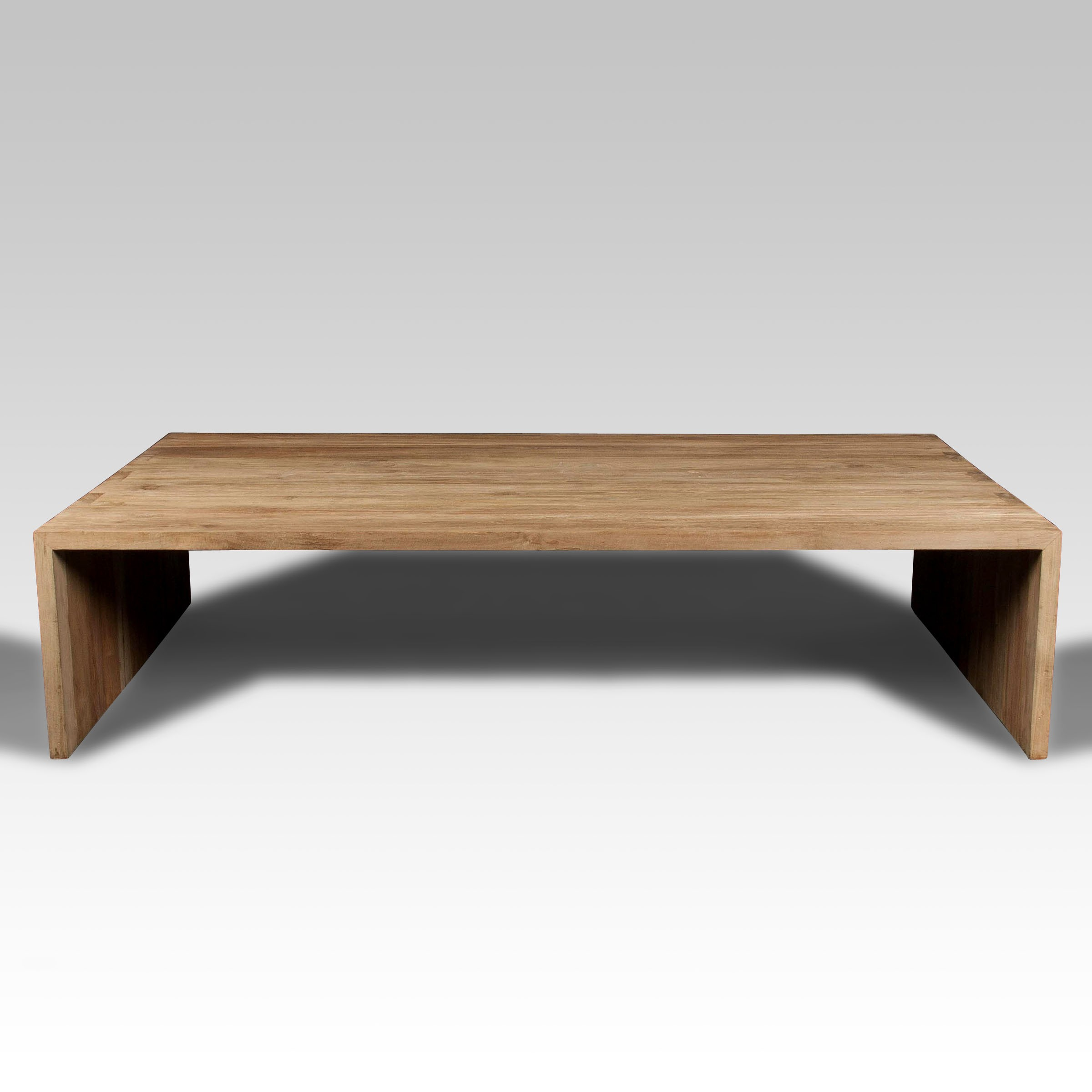 Mesa de centro y Mesa de madera  Batavia