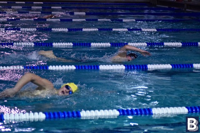 Two local swimmers win Section V Swimming Titles over the weekend