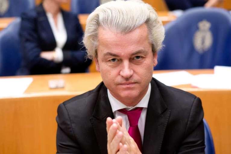 Briefje van Omejan aan: Geert Wilders