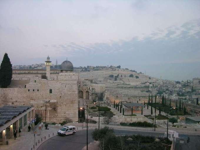 Arm Jeruzalem