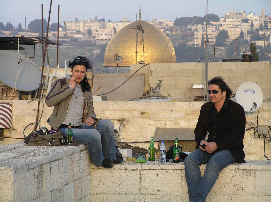 Kloosried Opiniez: De Europese Intifada van 2018