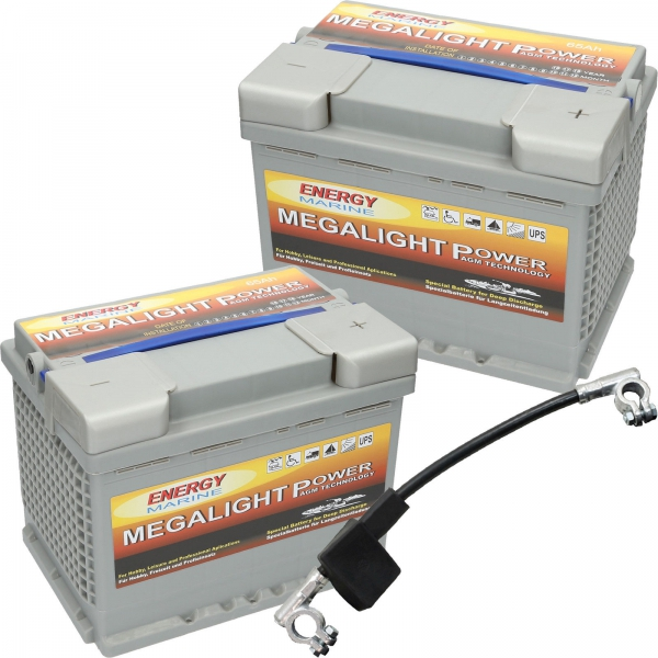 36 volt aussenborder citroen berlingo wiring diagram megalight agm 12v 65ah batcar de shop versorgungsbatterien 2 x batterie verbindungskabel fur 24