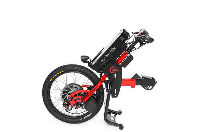 BATEC ELECTRIC  Batec Mobility  Handbikes acoplables