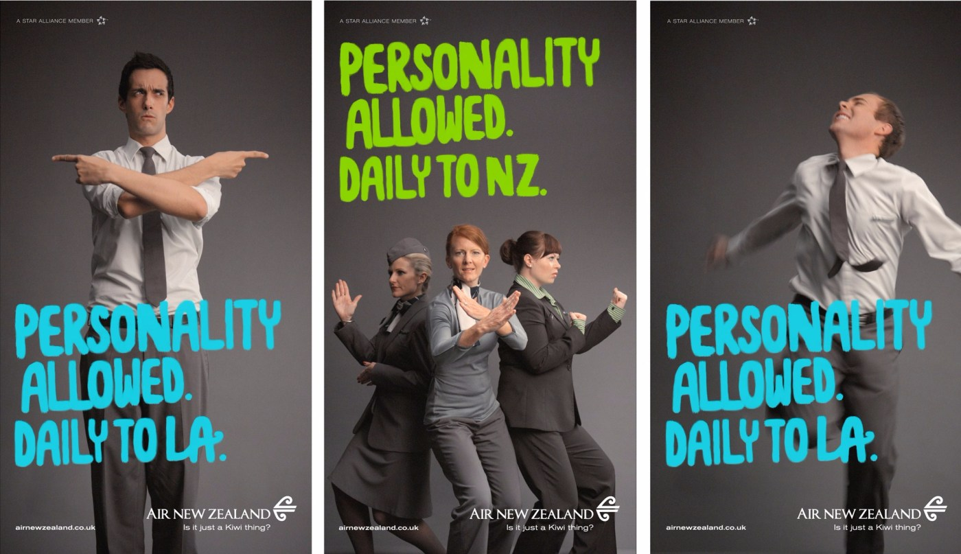 Personality Allowed digital poster stills