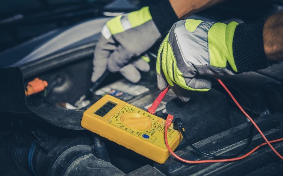 Como determinar se a bateria precisa ser substituída