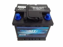 Batería De Coche 45Ah Positivo Izquierda | Positive Power