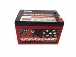 batería sellada AGM CICLO PROFUNDO zenith ZLS120110