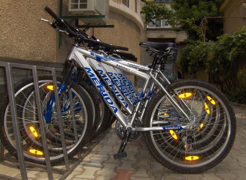 Flota biciclete BateSaua inchiriere