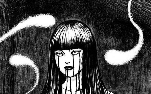 From Snow White by Junji Ito, which, ironically, isn't anime