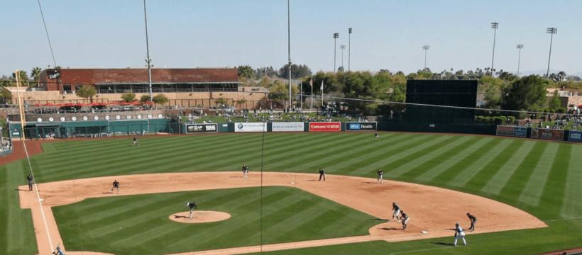 Dodgers Cactus League