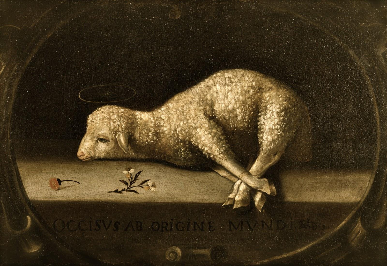 Image result for christ lamb of god